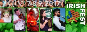Irish Fest Save the Date