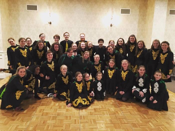 weber irish dance