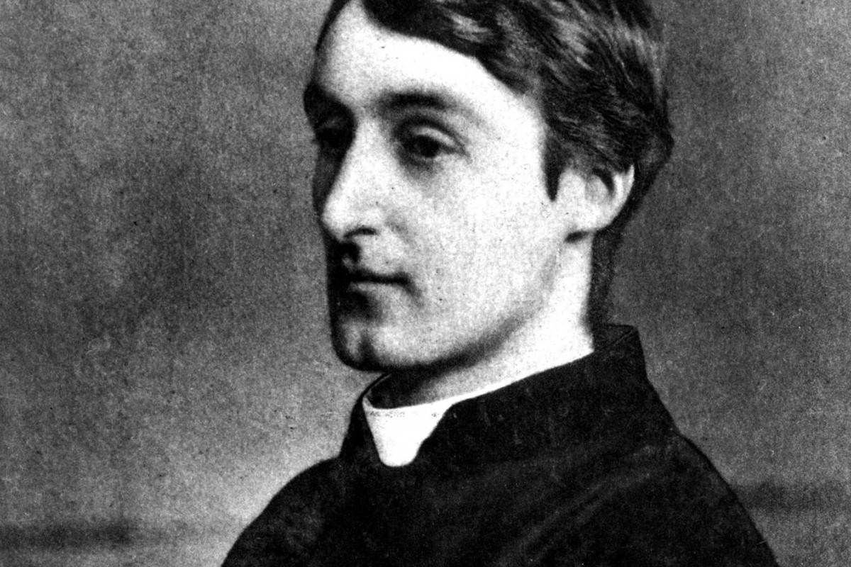 a description of gods grandeur in gerard manley hopkins Arguably well ahead of his time and even ahead of our own, gerard manley  hopkins's poems were virtually unsung until their publication by robert bridges  in.
